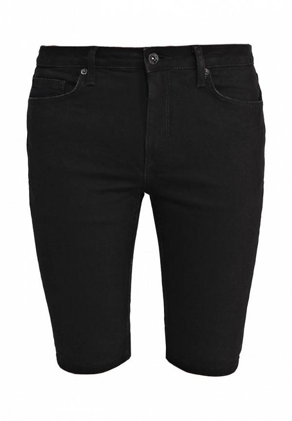 Мужские джинсовые шорты Topman (Топмэн) 33D24LBLK