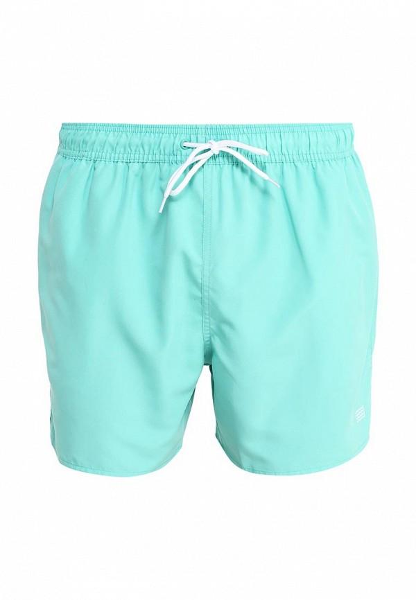Мужские повседневные шорты Topman (Топмэн) 33P04KMNT