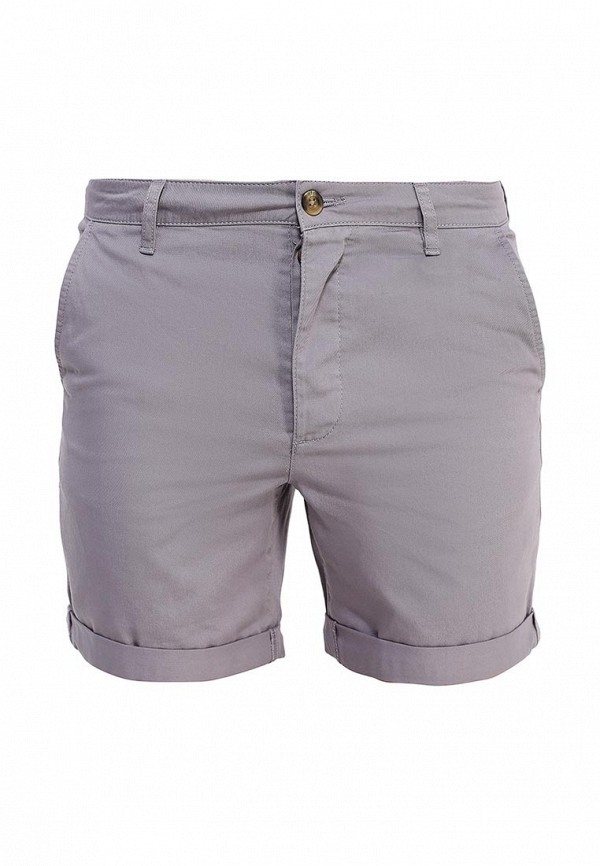 Мужские повседневные шорты Topman (Топмэн) 33S18LGRY