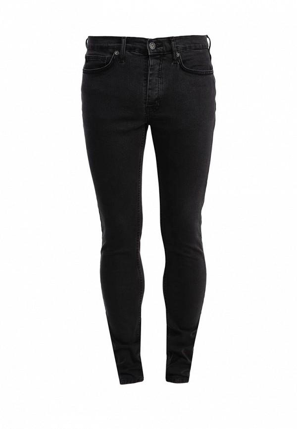 Зауженные джинсы Topman (Топмэн) 69E07WBLK