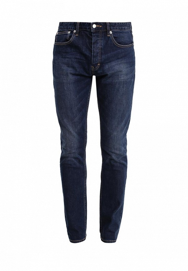 Зауженные джинсы Topman (Топмэн) 69E45MIND