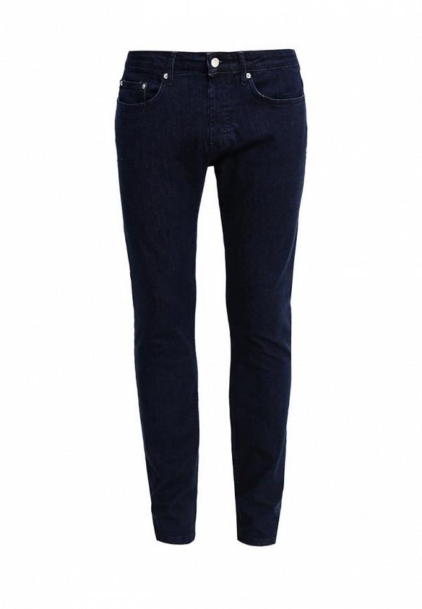 Зауженные джинсы Topman (Топмэн) 69E48MDST