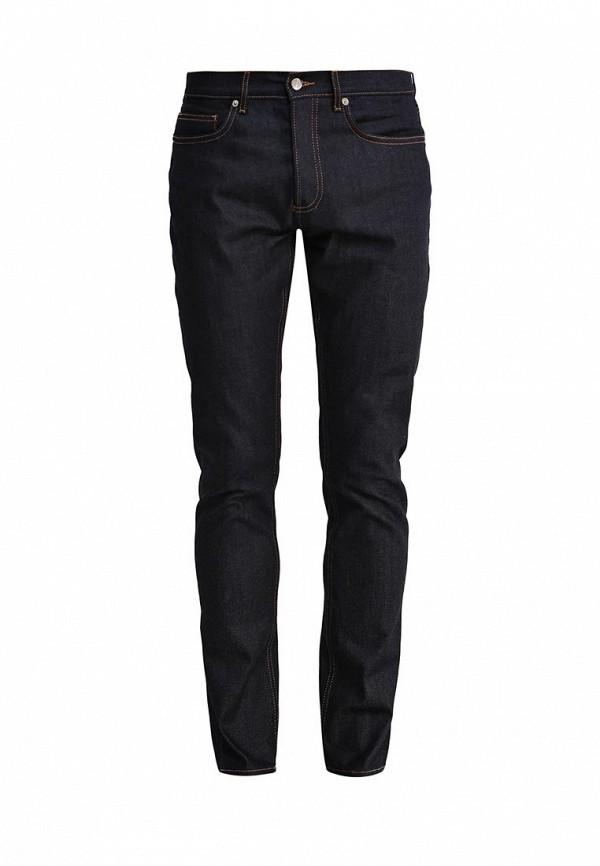 Зауженные джинсы Topman (Топмэн) 69E52MDST