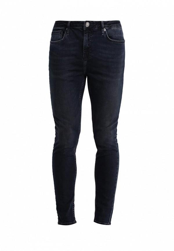 Зауженные джинсы Topman (Топмэн) 69E86MMST