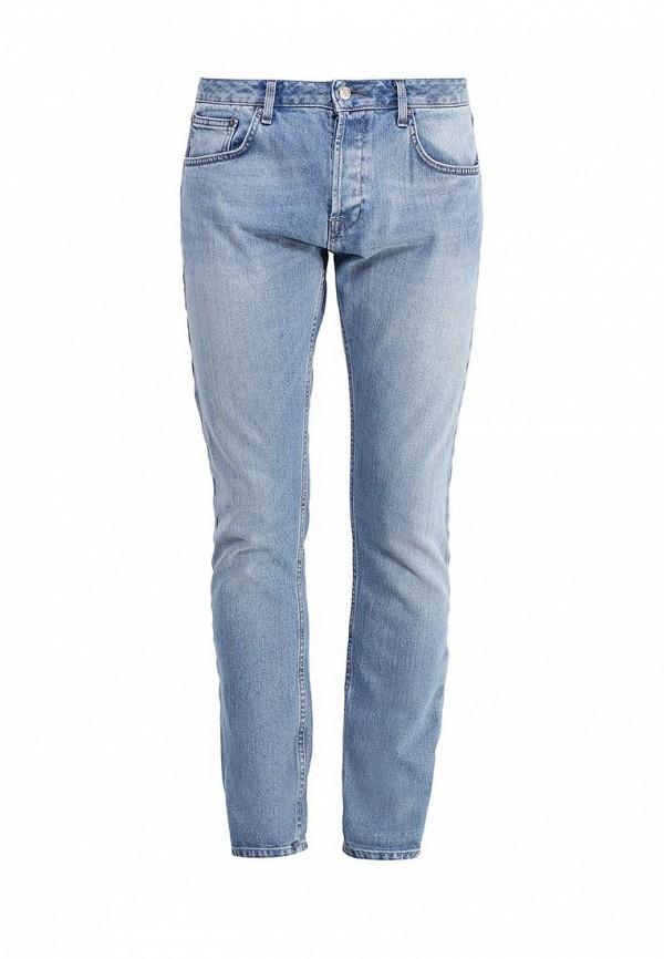 Зауженные джинсы Topman (Топмэн) 69J01MLST