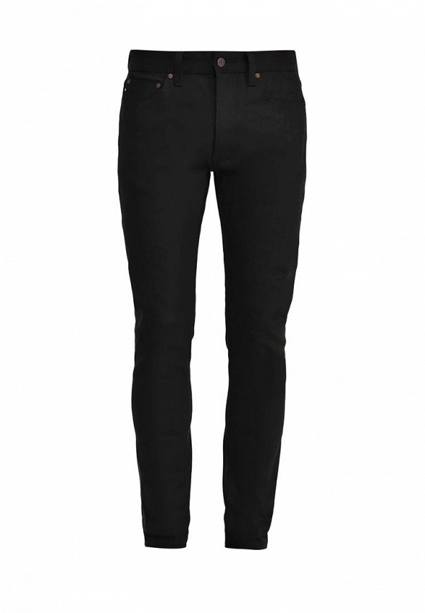 Зауженные джинсы Topman 69J07LBLK