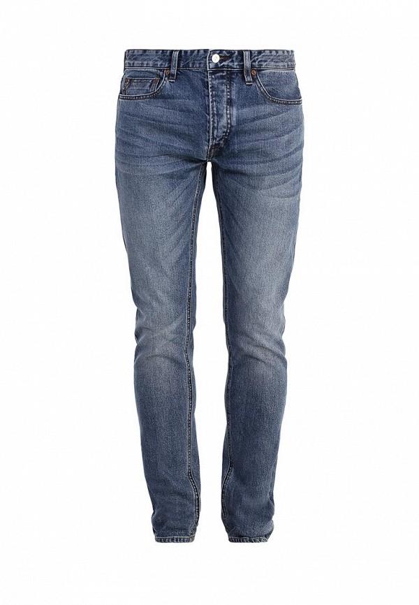 Зауженные джинсы Topman 69J09LMST