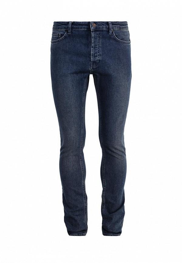 Зауженные джинсы Topman (Топмэн) 69M39MMST
