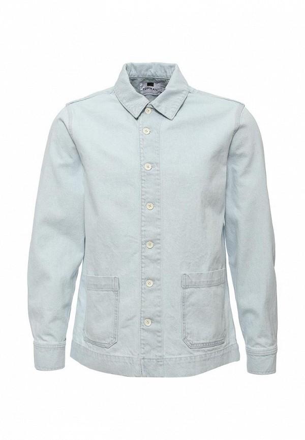 Рубашка с длинным рукавом Topman (Топмэн) 83O06MLBL