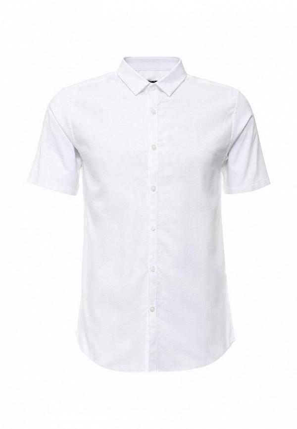 Рубашка с коротким рукавом Topman 84A10LWHT