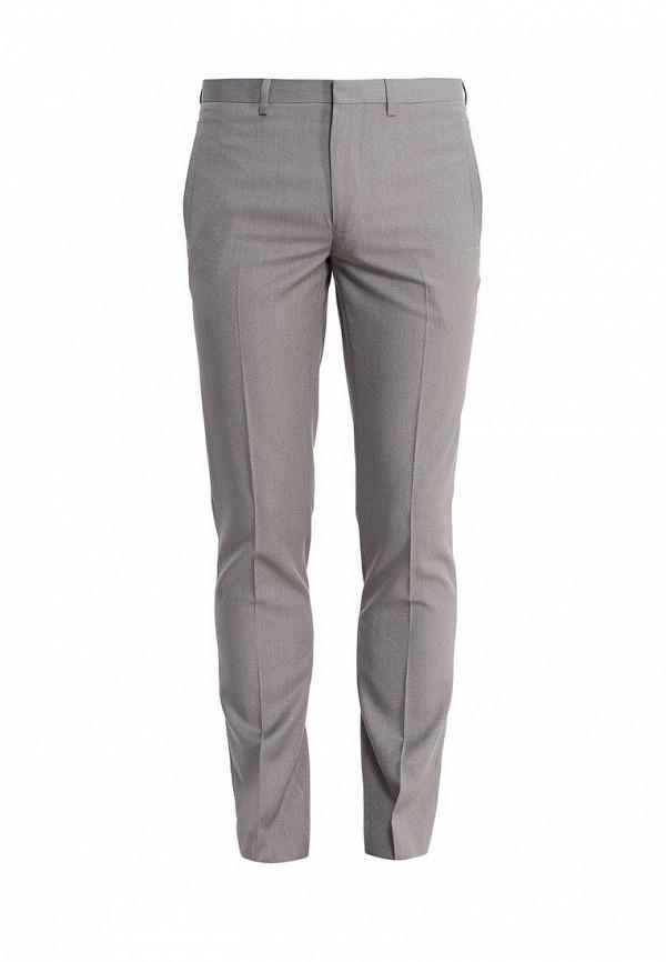 Мужские классические брюки Topman (Топмэн) 87T22MGRY