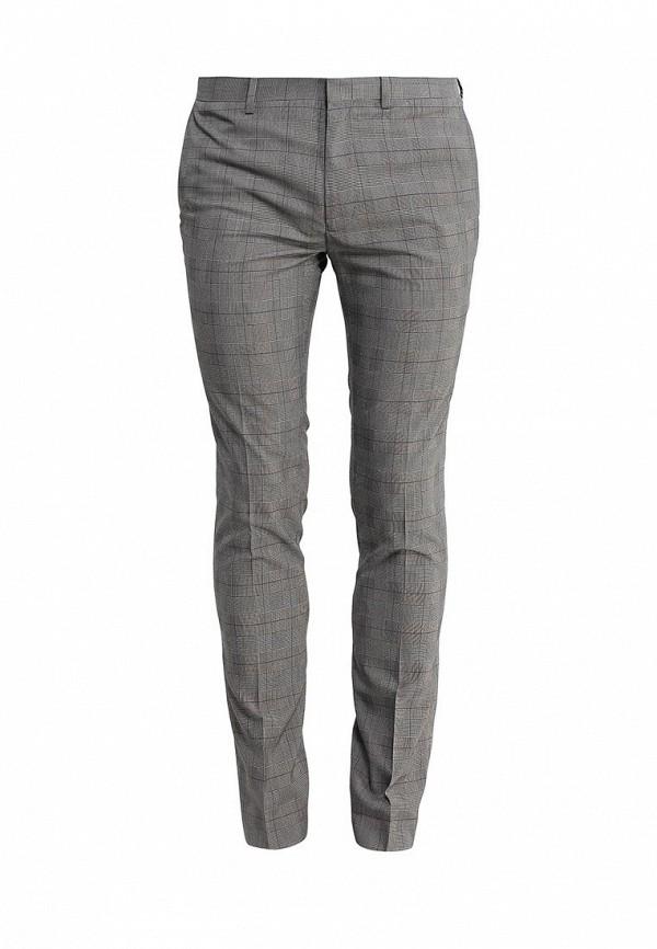 Мужские классические брюки Topman (Топмэн) 87T46MGRY