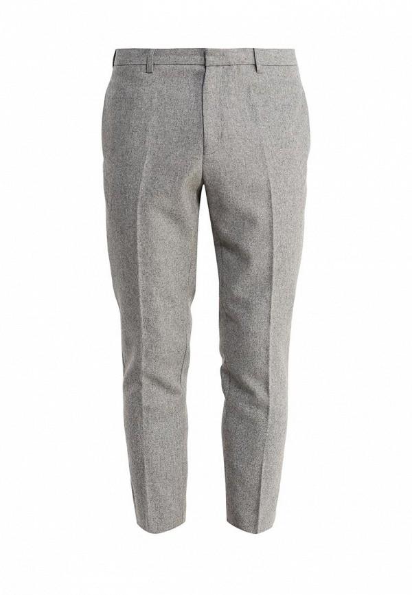 Мужские повседневные брюки Topman 88D10MGRY