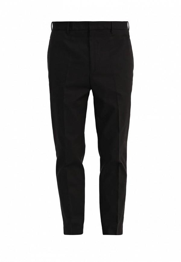 Мужские классические брюки Topman (Топмэн) 88D36MBLK
