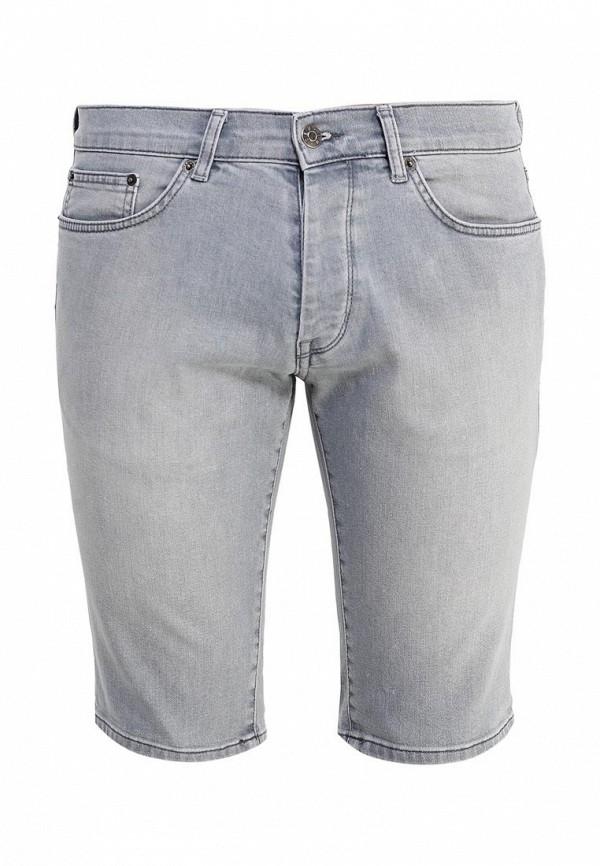 Мужские джинсовые шорты Topman 33C78KGRY
