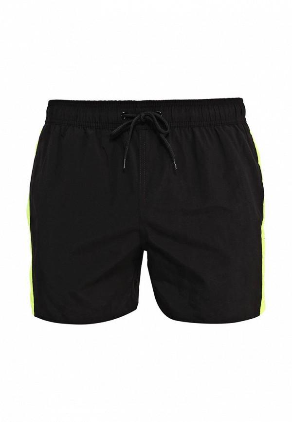 Мужские шорты для плавания Topman (Топмэн) 33P58KBLK