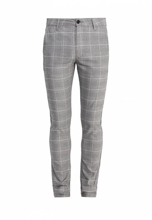 Мужские повседневные брюки Topman (Топмэн) 68F01MGRY