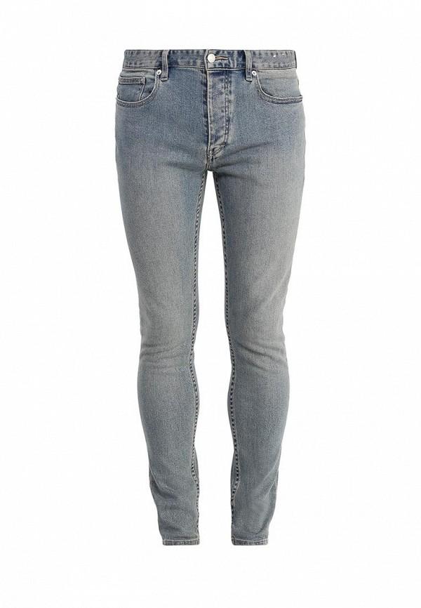 Зауженные джинсы Topman (Топмэн) 69E42MLST