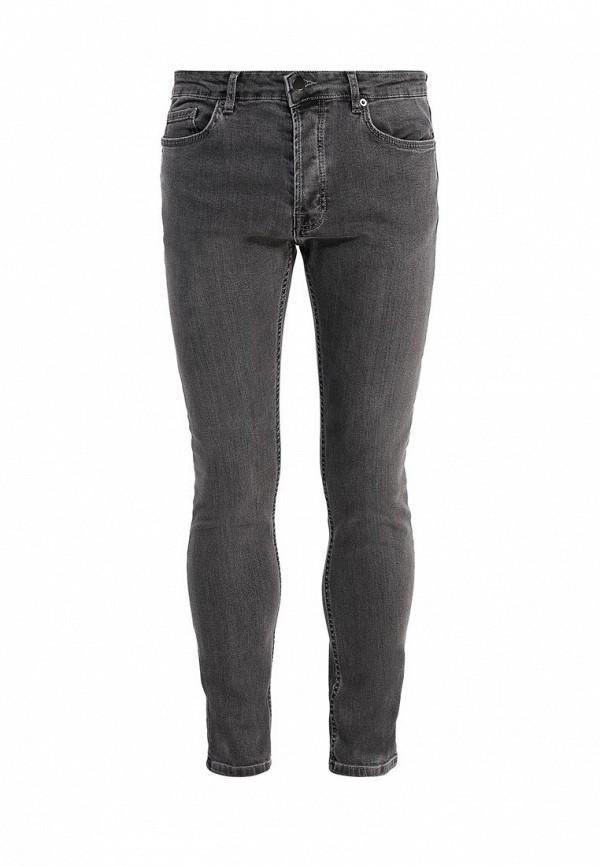 Зауженные джинсы Topman (Топмэн) 69E59MGRY