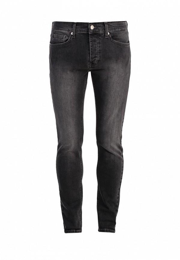 Зауженные джинсы Topman (Топмэн) 69E98MGRY