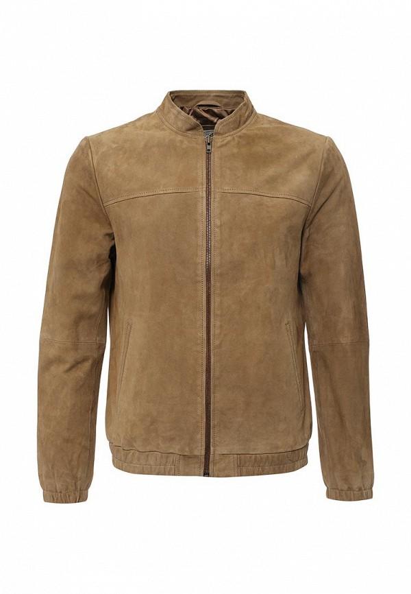 Кожаная куртка Topman (Топмэн) 80J26JSTN
