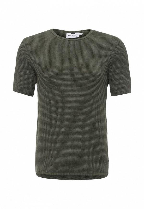 Пуловер Topman (Топмэн) 81S29LGRN