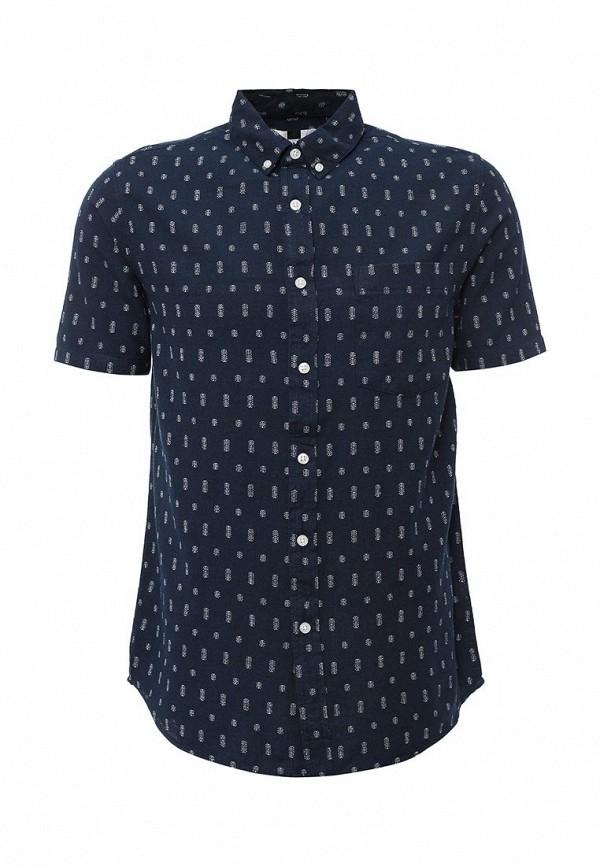 Рубашка с коротким рукавом Topman 83D03MIND