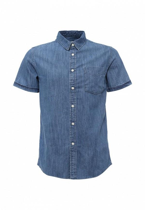 Рубашка с коротким рукавом Topman 83D17KDEN