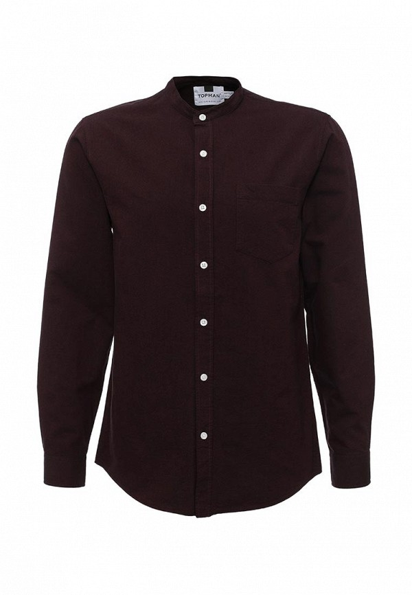 Рубашка с длинным рукавом Topman (Топмэн) 83D23LBRG