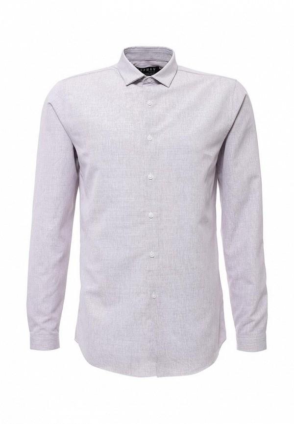 Рубашка с длинным рукавом Topman (Топмэн) 84F13LBRG