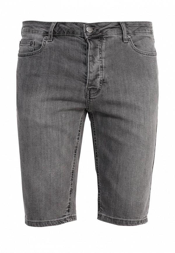 Мужские джинсовые шорты Topman 33C71KGRY