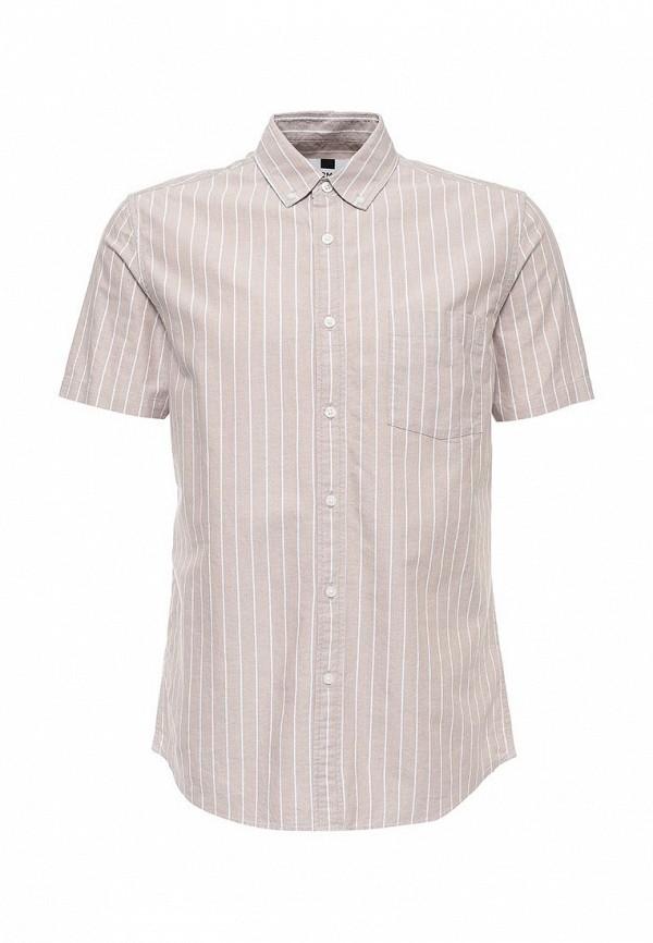 Рубашка с коротким рукавом Topman (Топмэн) 83H03MSTN