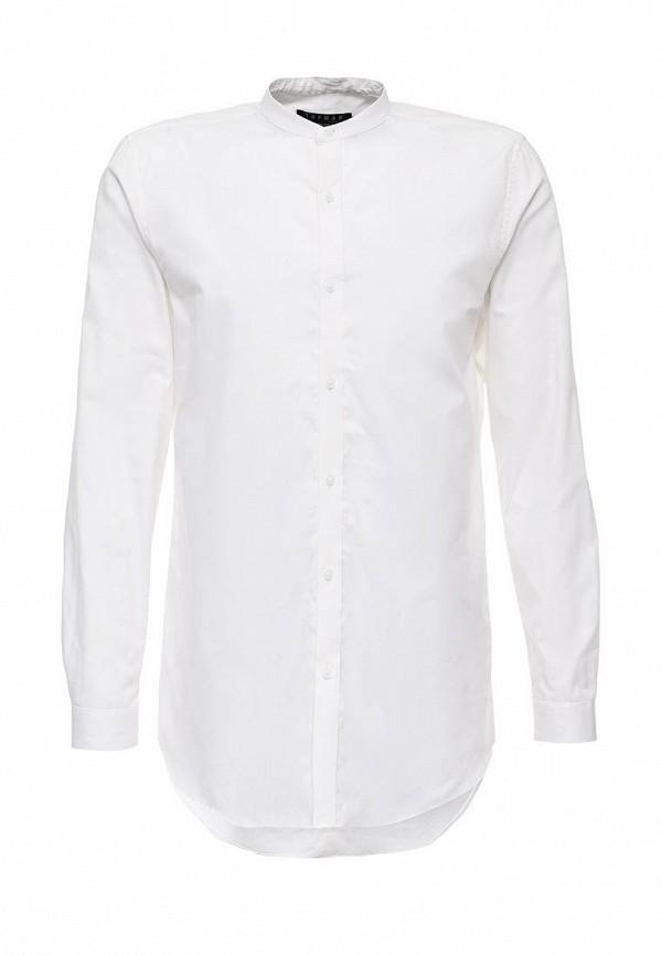 Рубашка с длинным рукавом Topman 84H05MWHT