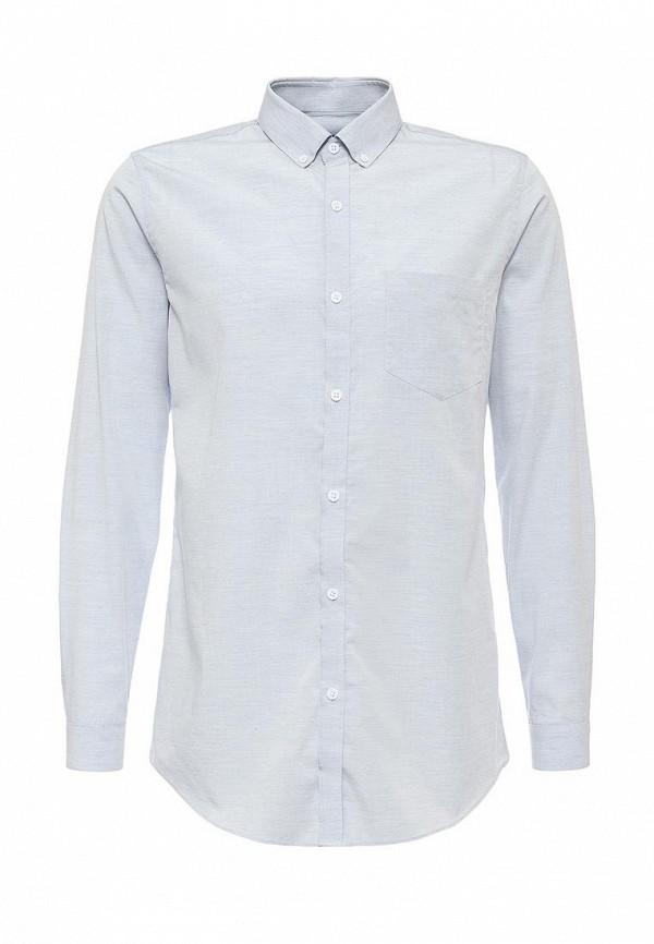 Рубашка с длинным рукавом Topman 84H07MLBL