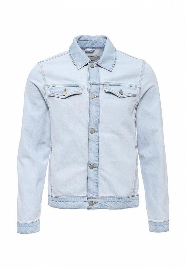 Джинсовая куртка Topman 64P23MBLE