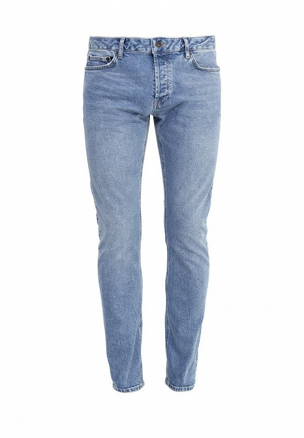 Зауженные джинсы Topman (Топмэн) 69B08NLST