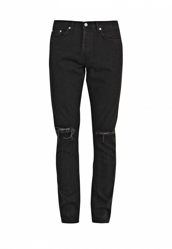 Зауженные джинсы Topman (Топмэн) 69C06NBLK