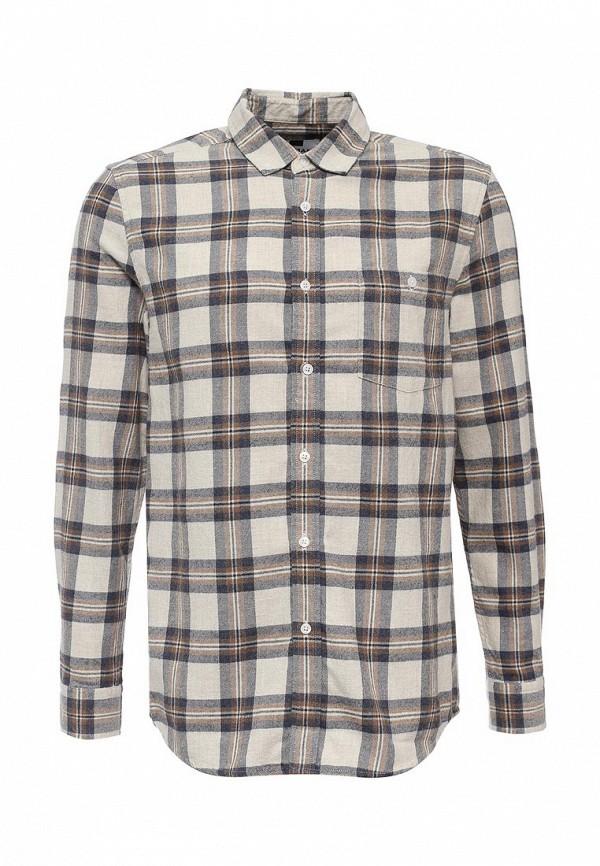 Рубашка с длинным рукавом Topman 83C53LSTN