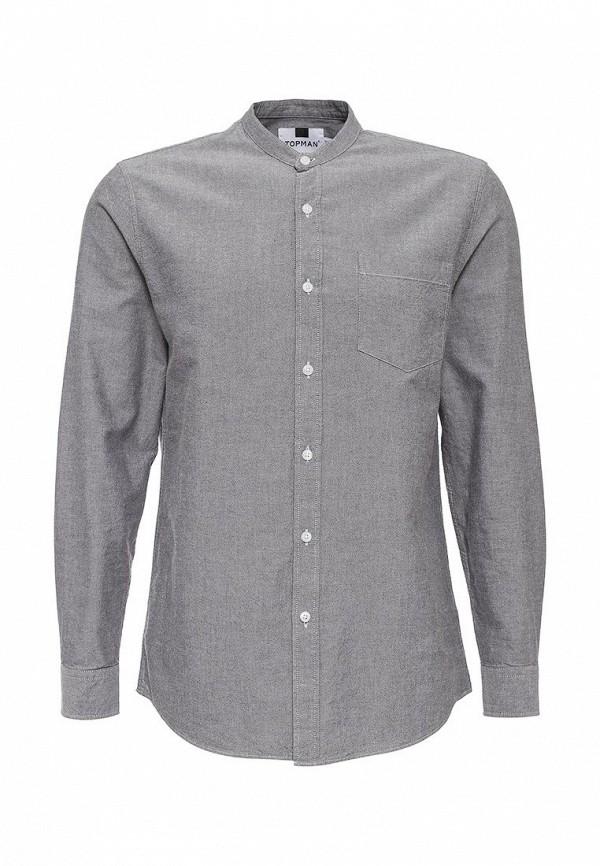 Рубашка с длинным рукавом Topman (Топмэн) 83D24LGRY