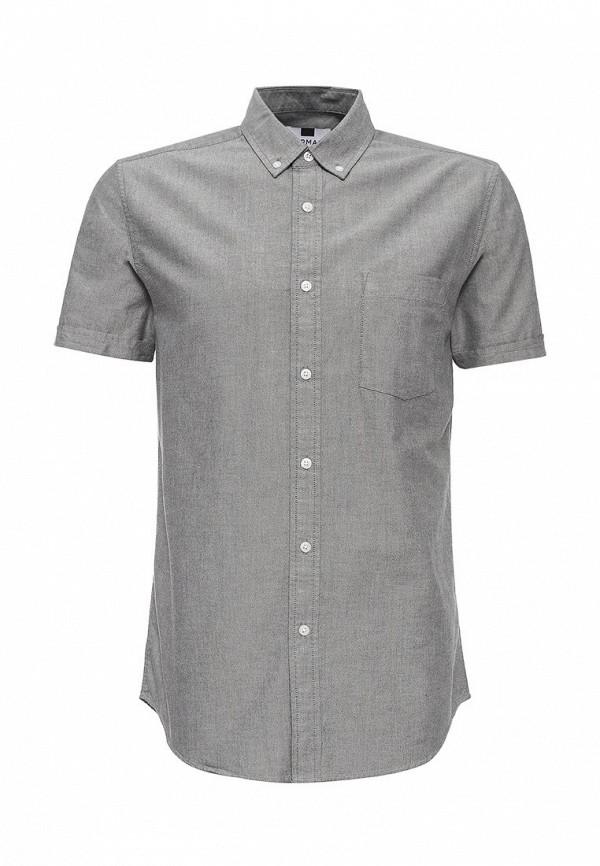 Рубашка с коротким рукавом Topman (Топмэн) 83P27LGRY