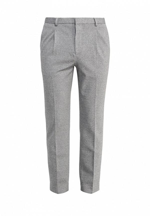 Мужские повседневные брюки Topman (Топмэн) 88D44MGRY