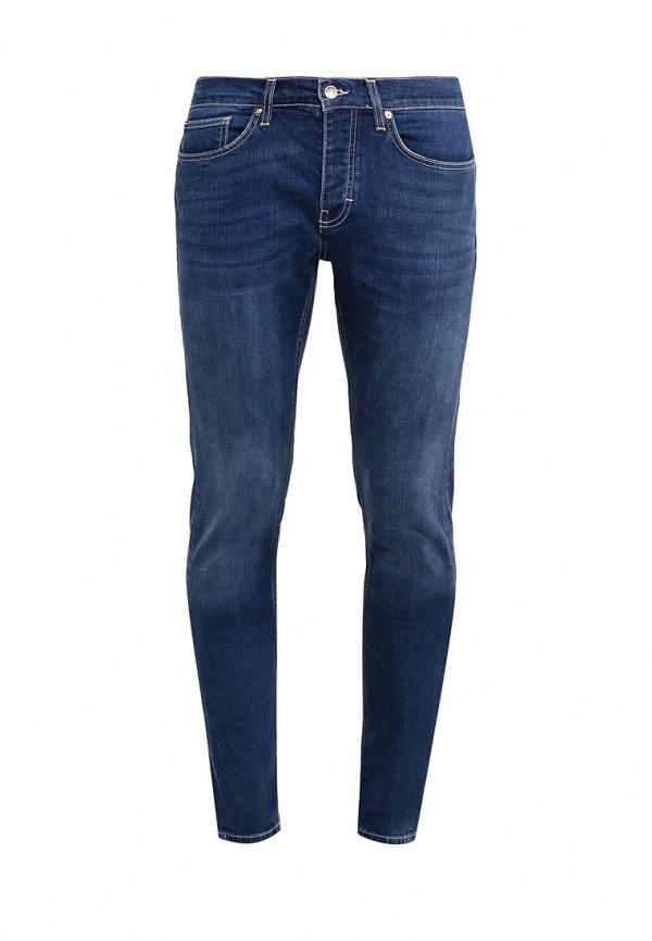 Зауженные джинсы Topman (Топмэн) 69E53MMST