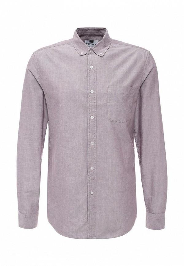 Рубашка с длинным рукавом Topman (Топмэн) 83D33LBRG