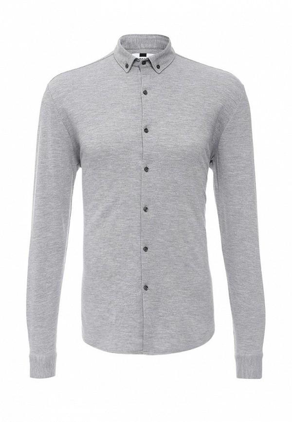 Рубашка с длинным рукавом Topman (Топмэн) 83F11MBLE