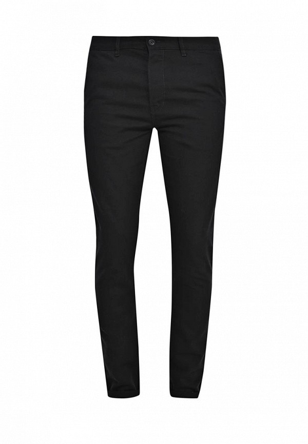 Мужские повседневные брюки Topman (Топмэн) 68F18MBLK