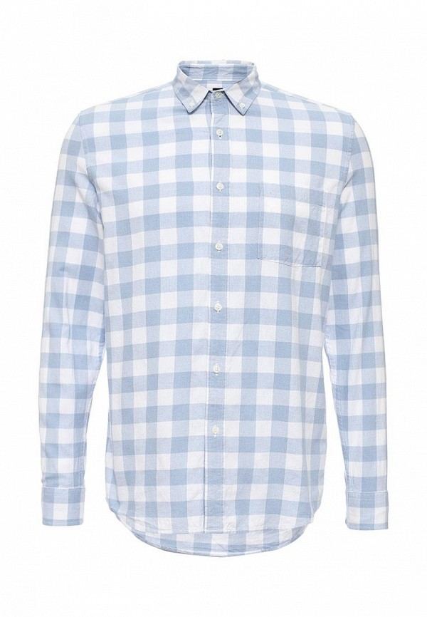 Рубашка с длинным рукавом Topman (Топмэн) 83C28MBLE