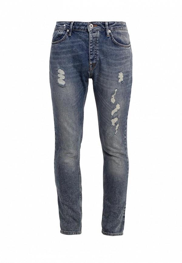 Зауженные джинсы Topman 69B02NMST