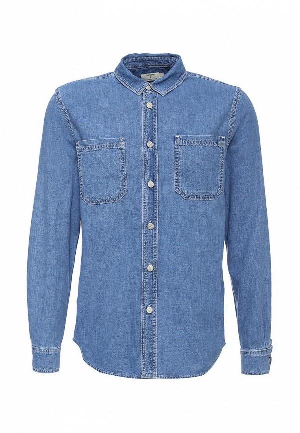 Рубашка с длинным рукавом Topman (Топмэн) 83E10MDEN