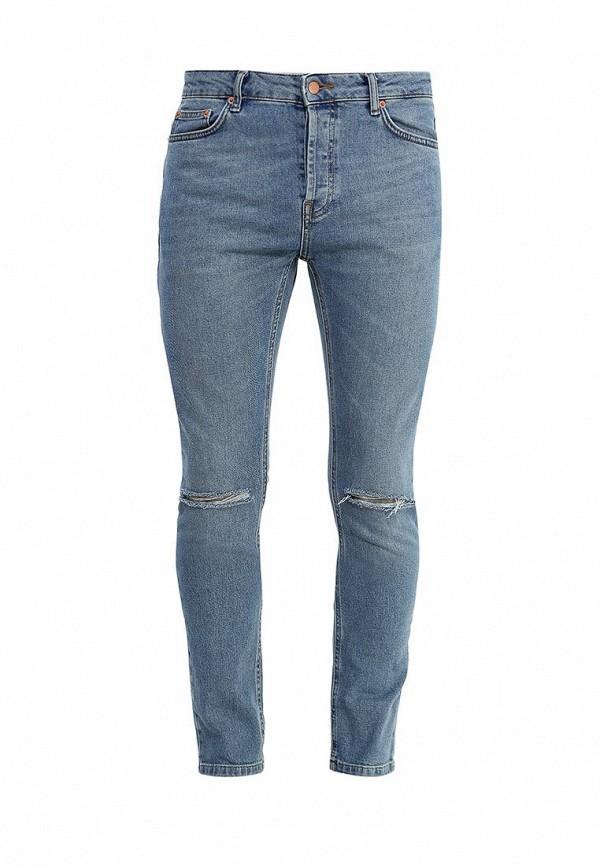 Зауженные джинсы Topman (Топмэн) 69B13MSTN