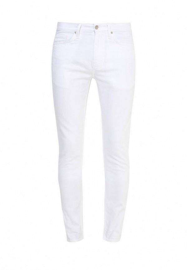 Зауженные джинсы Topman (Топмэн) 69F07NWHT